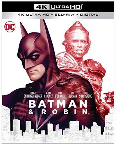 4K Blu-ray : Batman & Robin (1997) (2 Discos)