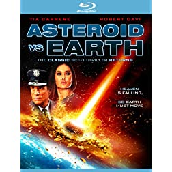 Asteroid Vs Earth [Blu-ray]