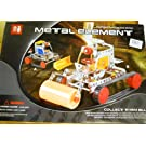 Metal Element Erector Set Toy w/ Tools