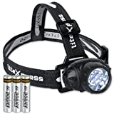 LiteXpress-LX202701-Liberty-102-Headlamp-with-7-Nichia-LED
