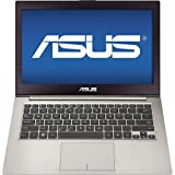 Asus ZenBook UX32A-R3502H Radiant Silver 13.3(1366x768) Ultrabook Laptop PC with Intel Core i3-2367M Processor, 4GB DDR3, 500GB HD + 24GB SSD, Bluetooth, WiDi, Webcam, Backlit Keyboard and Windows 7 Home Premium