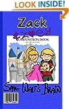 Zack & Zoey Save Walt's Brain -or- Tinker Bell's Time-Travel Tragedy (Z&Z Book 2)