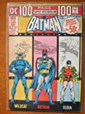 img - for DC 100-Page Super Spectacular #14, Feb. 1973. Batman, Wonder Woman, Blackhawk, Atom, Doll Man book / textbook / text book