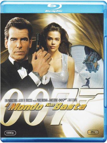 007 - Il mondo non basta [Blu-ray] [Import italien]