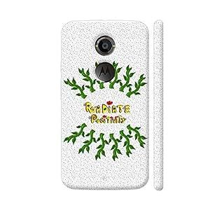 Colorpur Radiate Positivity Artwork On Motorola Moto X2 Cover (Designer Mobile Back Case) | Artist: Saji