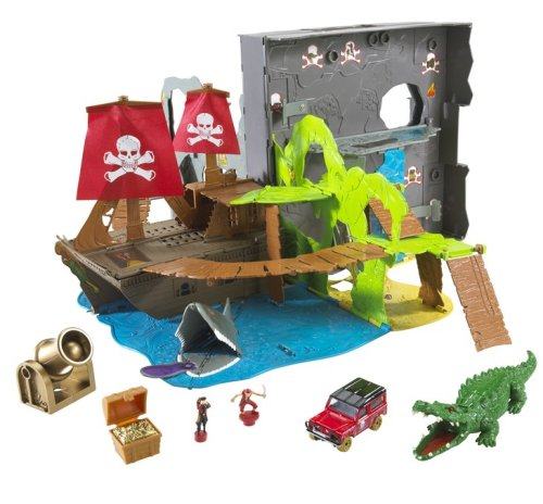 Mattel Matchbox 360 Pop-Up Pirate Island - Buy Mattel Matchbox 360 Pop-Up Pirate Island - Purchase Mattel Matchbox 360 Pop-Up Pirate Island (Mattel, Toys & Games,Categories,Play Vehicles,Vehicle Playsets)
