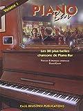 Partition : Piano bar vol.1