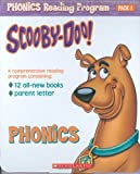 Scooby-Doo! Phonics: 12 Book Reading Program: Pack 1