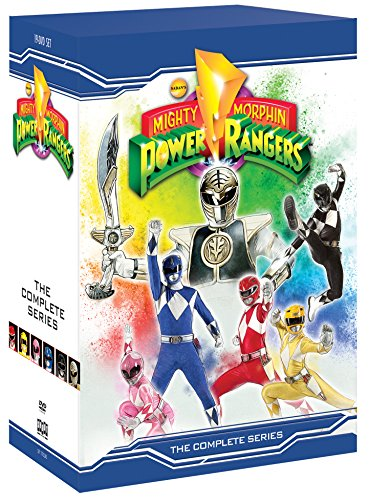 Mighty Morphin Power Rangers: The Complete Series (2017 Edition) (Power Rangers Dvds compare prices)
