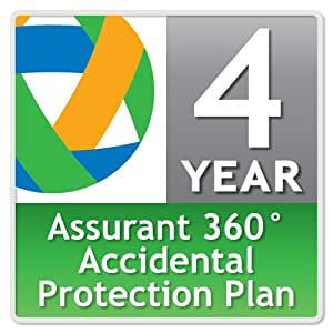 Assurant 360º 4-Year Camera Accidental Damage Protection Plan ($0-$24.99)