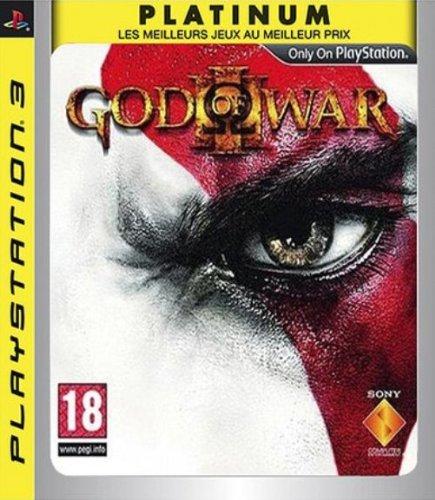 God of War III (3) Platinum