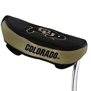 Buy NCAA Colorado Buffaloes Golf Mallet Putter Cover by Team Effort