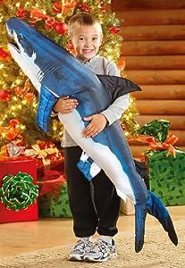 Giant Fish Pillows, SHARK