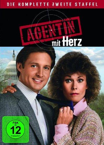 Agentin mit Herz - Staffel 2 (5 DVDs)