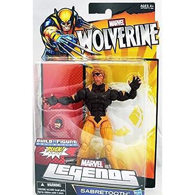 Wolverine Legends: Sabertooth 6