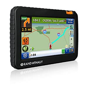 Rand McNally TND 720 IntelliRoute Truck GPS