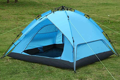 Yaheetech-Outdoor-Waterproof-Automatic-4-Person-Camping-Family-Tent