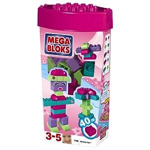 MEGA Bloks Miniblocks Tote Pink