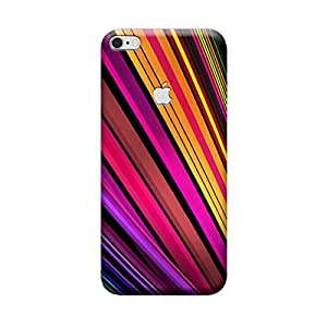 iCover Premium Printed Mobile Back Case Cover With Full protection For Apple iPhone 6 Apple Cut (Designer Case)