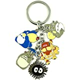 Japanese Animation Totoro Keychain Clearance!