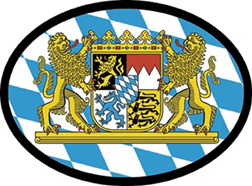 bavaria-coat-of-arms-oval-vinyl-sticker-decal
