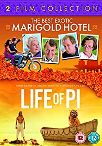 The Best Exotic Marigold Hotel  amazoncom
