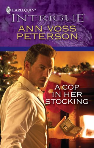 Image for A Cop in Her Stocking (Harlequin Intrigue Series)