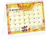 2010年かおかおパンダ 卓上カレンダー  C-278-KP