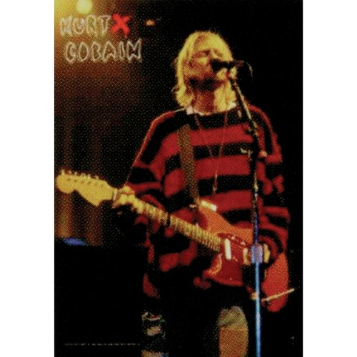 Sale alerts for Old Glory Kurt Cobain - Stage Tapestry - Covvet