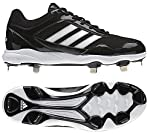 Adidas G59119 Excelsior Pro Metal Men's Low Baseball Cleats (Black/Running White)