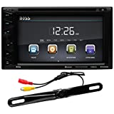 Boss Audio Systems BVB9358RC Double Din, Digital touch Screen Monitor, In-Dash Video & Multimedia Unit, 6.2