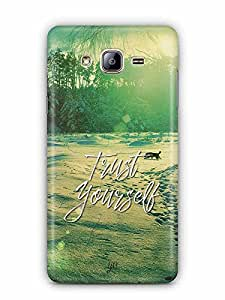 YuBingo Trust Yourself Designer Mobile Case Back Cover for Samsung Galaxy On 5