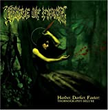 Harder Darker Faster: Thermography Deluxe [DVD AUDIO] Cradle of Filth