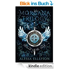Blood of the Fey (Morgana Trilogy)