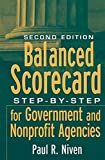 img - for Balanced Scorecard: Step-by-Step for Government and Nonprofit Agencies book / textbook / text book