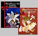 Gum paste Flowers One and Gum paste Orchids DVD Combo