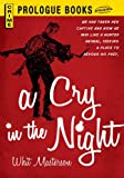 img - for A Cry in the Night (Prologue Books) book / textbook / text book