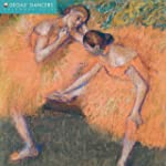 Degas Dancers 2016 Square 12x12 Wall...