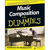 Music Composition For Dummies All Instby Scott Jarrett