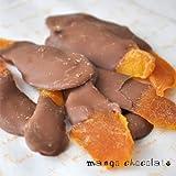 【期間限定商品】 【ベルギーチョコレートがけドライマンゴー】 マンゴーチョコレート 70g マンゴーチョコ ドライマンゴー マンゴー ドライフルーツ チョコ チョコレート ホワイトデー お返し