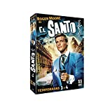 El santo (3ª y 4ª temporada) [DVD] España