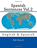 img - for Spanish Sentences Vol.2: English & Spanish (Volume 2) book / textbook / text book