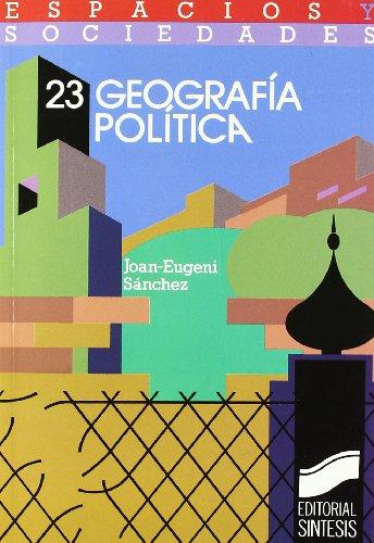 Geografia politica -espacios y sociedades 23-