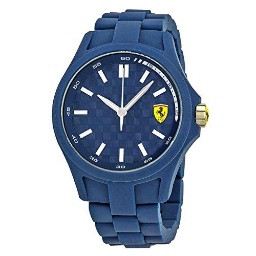 Ferrari De los hombres Scuderia Analógico Casual Cuarzo Reloj 0830196