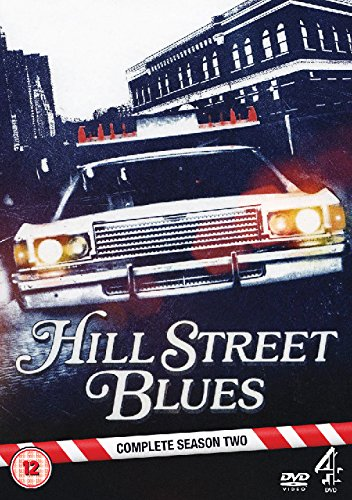 Hill Street Blues - Season 2 [DVD]