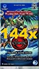 Chaotic M'arrillian Invasion TURN OF THE TIDE Trading Card Game Booster - 144 PACK LOT (9 Cards/Pack)