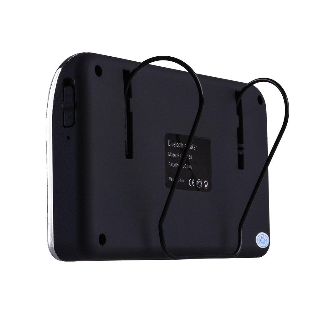 sans fil kit voiture bluetooth haut parleur pour iphone 6s plus huawei 8 htc one ebay. Black Bedroom Furniture Sets. Home Design Ideas