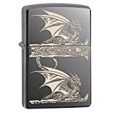 Zippo briquet 60.000.597 anne stokes spring collection 2015 et chrome poli ultra brillant