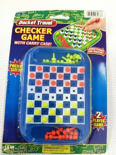 Pocket Travel Checker - 1