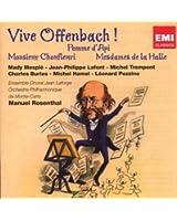 Offenbach : Pomme d'Api - Monsieur Choufleuri - Mesdames de la Halle